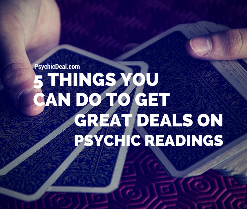 The 5 Things You Should Be Doing Right Now to be a Professional Customer of Psychic Readings