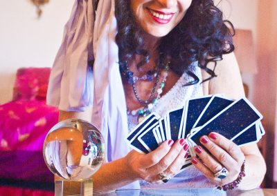 Andrea Angelique | Tarot Expert. Card Reader. Love Psychic