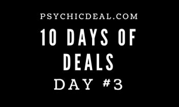 Ten Days of Deals (Day #3): Get a telephone reading with top-rated psychics for $1/min.